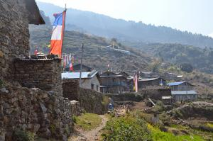The village of Khangjim