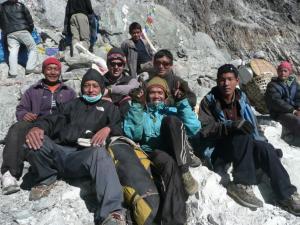 Cho La summit
